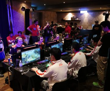 Best Video Game Tournaments in 2018
